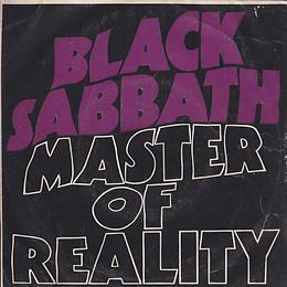 Black Sabbath - Sweet Leaf / Lord Of This World - Thailand - TKR 040 - 197?- Front