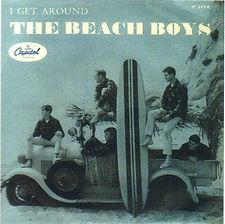 Beach Boys I Get Around Sweden