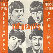 Beatles Roll Over Beethoven Norway