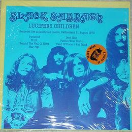 Black Sabbath - Lucifers Children