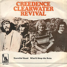 CCR Travellin' Band Sweden