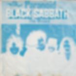 Black Sabbath - Paranoid / The Wizard + Neil Diamond - Cracklin Rosie / Lordy - Iran - Royal RT 653 - 1970