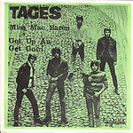 Tages - Norwegian issue - I Can be swapped