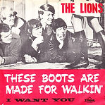 The Lions - In collection - Can be swapped