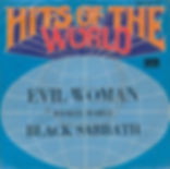 Evil Woman / Wicked World Fontana 267 977 TF -- 1970*