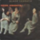 Black Sabbath - Neon Knights / Children Of The Sea - Spain - Vertigo 6000 461 - 1980 - Front