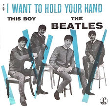 Beatles I Want To Hold Your Hand Norway