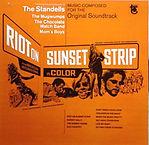 Riot On Sunset Strip LP