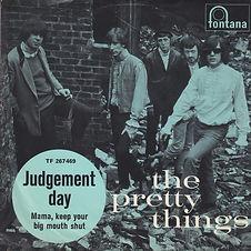 Pretty Things Judgement Day Denmark