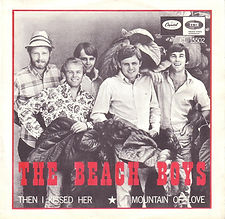 Beach Boys Then I Kissed Her Sweden