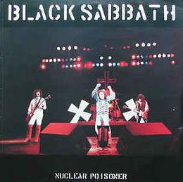 Black Sabbath - Nuclear Poisoner - LP - Bootleg