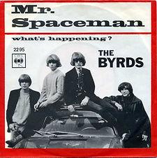 Byrds Mr Spaceman Denmark