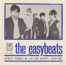 Easybeats Good Times Sweden