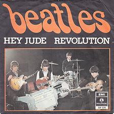 Beatles Hey Jude Norway