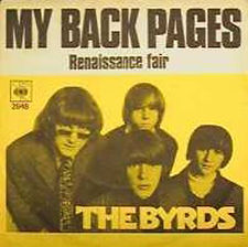 Byrds My Back Pages Denmark