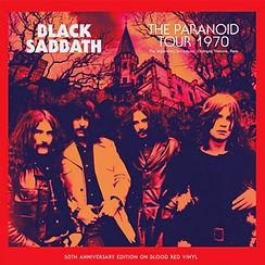Black Sabbath - The Paranoid Tour 1970