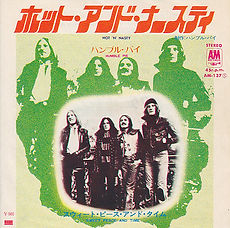 Humble Pie Hot'n'Nasty Japan