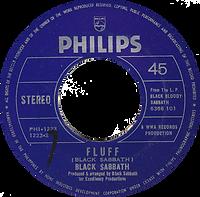Black Sabbath - Sabbath Bloody Sabbath / Fluff - Phillipines - Philips PHI-1223- 197? - Side 2