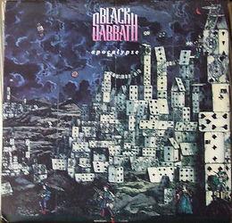 Black Sabbath - Apocalypse- LP - Bootleg