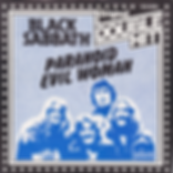 Black Sabbath - Paranoid / Evil Woman - Netherlands  Ariola 103.466 - 1981 - Front