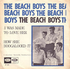 Beach Boys I Was Made To Love Her