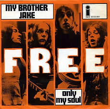 My Brother Jake / Only My Soul Isand 6123 001 - 1971