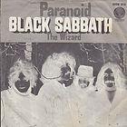 Black SabbathParanoid / The Wizard   Vertigo 6059 010 Germany 1970  VG+/VG+ (swoc)  €15