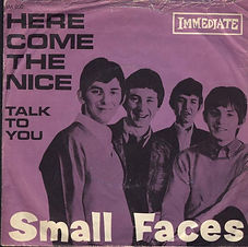 Small Faces Here Comes The Nice Denmark