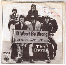 Byrds Set You Free This Time Denmark