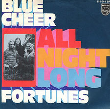 Blue Cheer All Night Long Germany