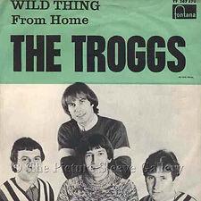 Troggs Wild Thing Sweden
