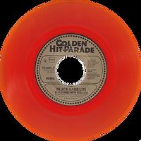 Paranoid / Tomorrow's Dream - Netherlands - Nems 79.800-Y - 1979 - Orange vinyl - Side 2