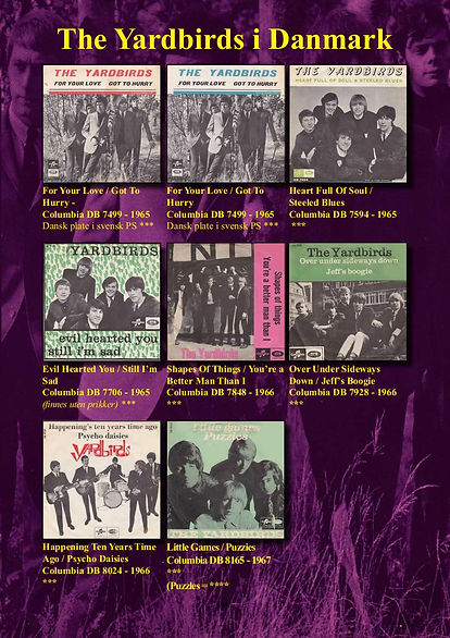 Page from Platesamleren - A Norwegian record collector booklett