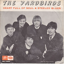 Yardbirds Heart Full Of Soul Sweden