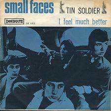 Small Faces Tin Soldier Denmark