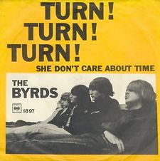 Byrds Turn Turn Turn Denmark