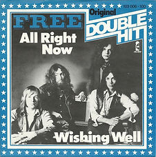 All Right Now / Wishing Well  Island 103 006 - 1981