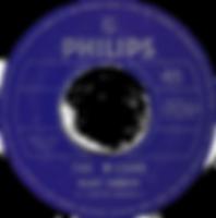 Black Sabbath - The Wizard / N.I.B. - Phillipines - Philips PHI-1187- 197? - Side 1