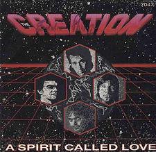 Creation A Spirit Called Love UK