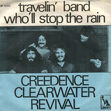 CCR Travelin' Band Denmark