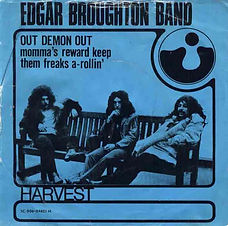 Edgar Broughton Band Out Demons Out Holland
