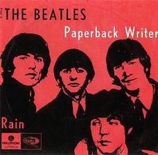 Beatles Paperback Writer Norway