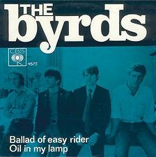 Byrds Ballad Of Easy Rider Norway