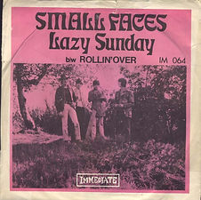 Small Faces Lazy Sunday Sweden