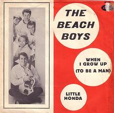 Beach Boys When I Grow Up Sweden