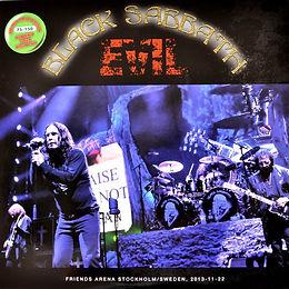 Black Sabbath - Evil- LP - Bootleg