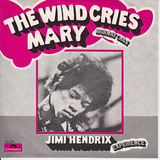 Jimi Hendrix The Wind Cries Mary Norway