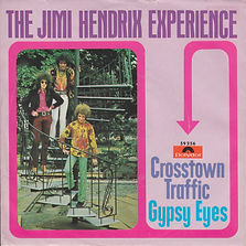 Jimi Hendrix Crosstown Traffic Norway