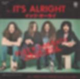 Black Sabbath - It's Alright / Rock'n'Roll Doctor - Japan  Vertigo SFL-2142 - 1976 - Front