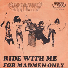 Steppenwolf Ride With Me Norway